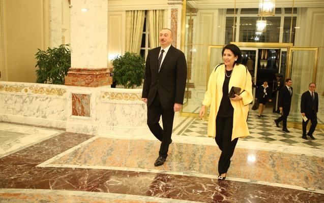 პრეზიდეტმა საზღვარგარეთ საქართველოს საელჩოებს უცხოეთში მცხოვრებ ქართველებთან მჭიდრო კომუნიკაციისკენ მოუწოდა
