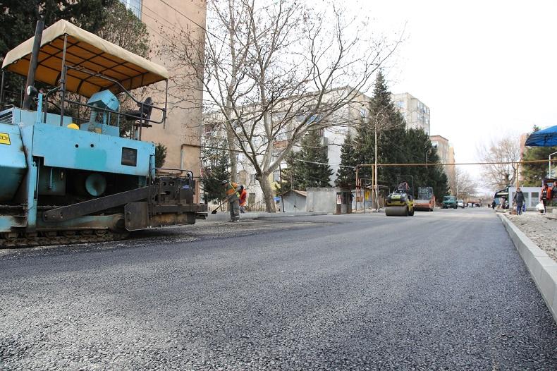 სტურუას ქუჩის კაპიტალური რეაბილიტაცია ხორციელდება
