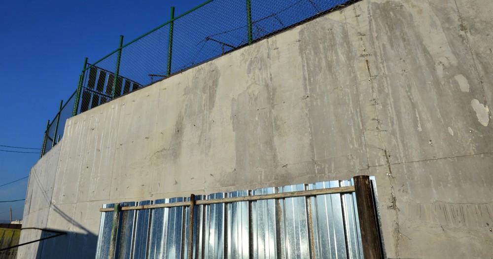 2018 წელს ნაძალადევის რაიონში კედლების მშენებლობა-რეაბილიტაცია 18 მისამართზეა დაგეგმილი
