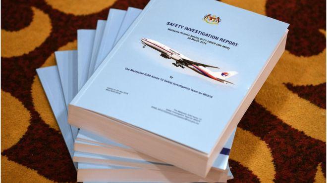 """""""მიზეზის დასახელება არ შეგვიძლია"""" - მალაიზიამ ავიარეის MH370-ის გაუჩინარებასთან დაკავშირებით დასკვნა დადო"""