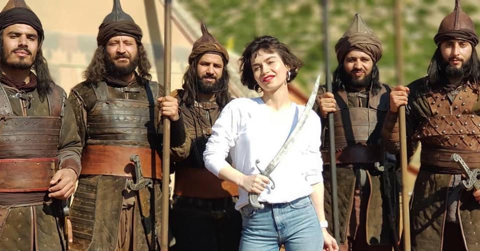 მსახიობი ვიკა კალანდია Netflix-ის ახალ სერიალში ითამაშებს