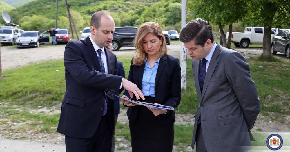 დღეს აქ ვარ, რათა შევახსენო რუსეთის მთავრობას, რომ მსოფლიოს არ დავიწყებია ეს მოვლენები - უეს მიტჩელი