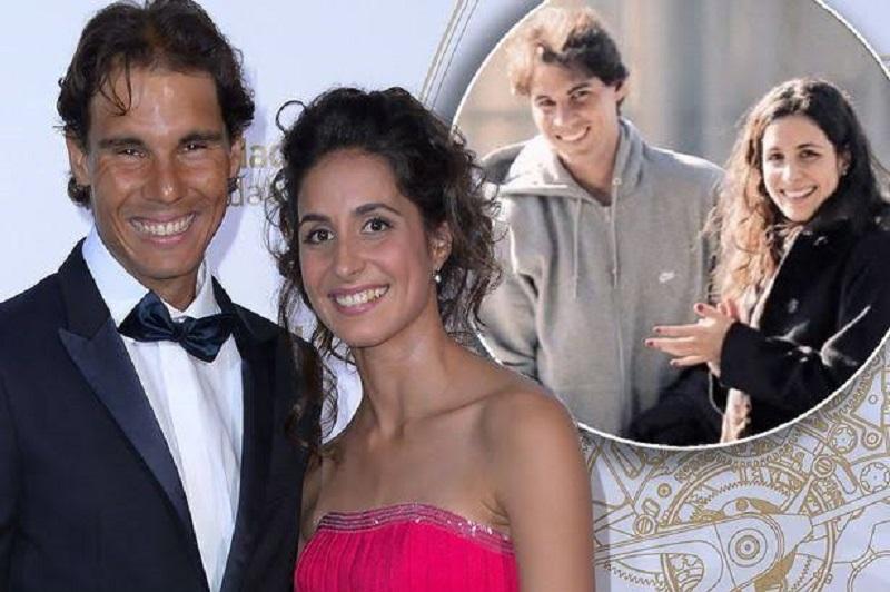 რაფაელ ნადალი დაქორწინდა
