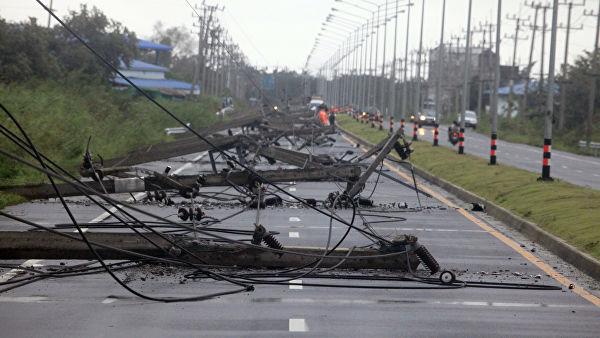 """ტაილანდში ქარიშხალ """"Pabuk""""-ს პირველი მსხვერპლი მოჰყვა"""