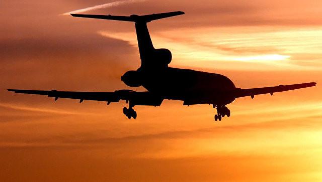 მოსკოვში თვითმფრინავი ჩამოვარდა - ბორტზე 71 ადამიანი იყო