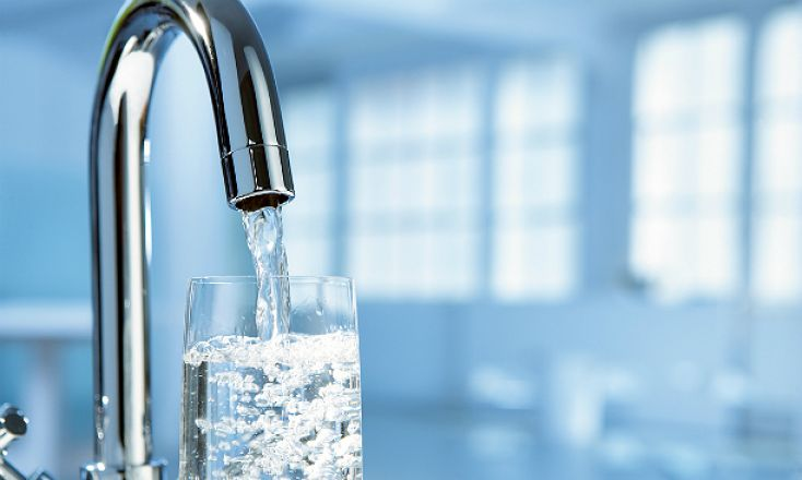 დიდი დიღმის მე-4 მიკრორაიონის მიმდებარედ, სასმელი წყლის სისტემის მოწყობის სამუშაოები დასრულდა