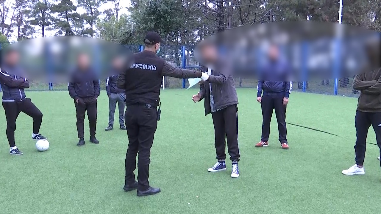 პოლიციამ საგანგებო მდგომარეობის რეჟიმის დარღვევის 131 ფაქტი გამოავლინა