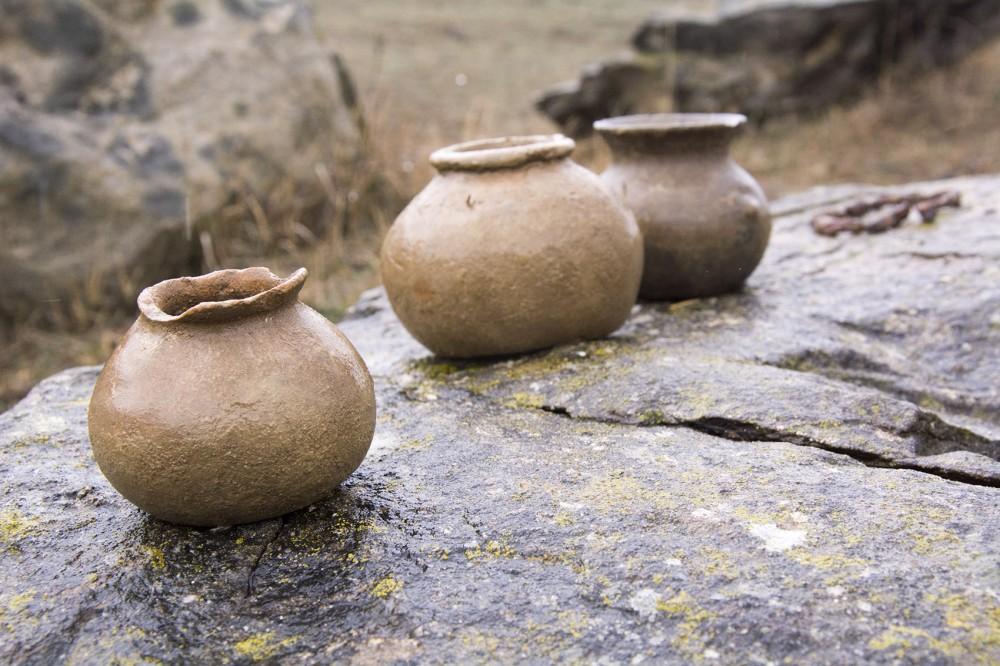 თბილისში, გლდანის ციხესთან აღმოჩენილ ძველ სამარხს საქართველოს კულტურული მემკვიდრეობის დაცვის ეროვნული სააგენტოს არქეოლოგიური სამსახური შეისწავლის