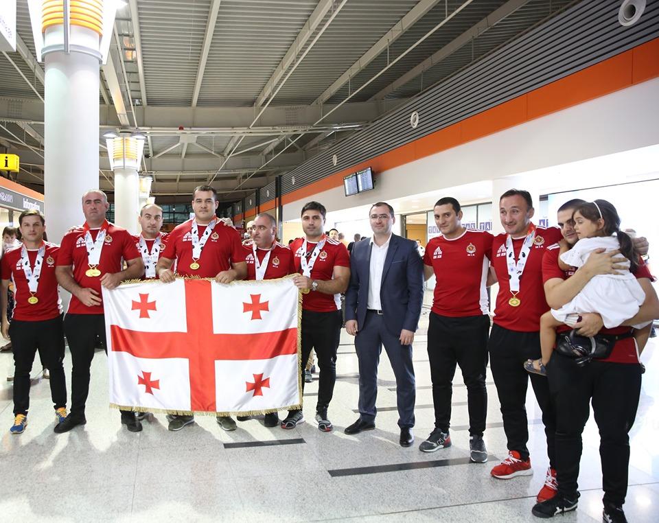 შინაგან საქმეთა სამინისტროს თანამშრომლებმა საერთაშორისო ტურნირში 9 ოქროს მედალი მოიპოვეს