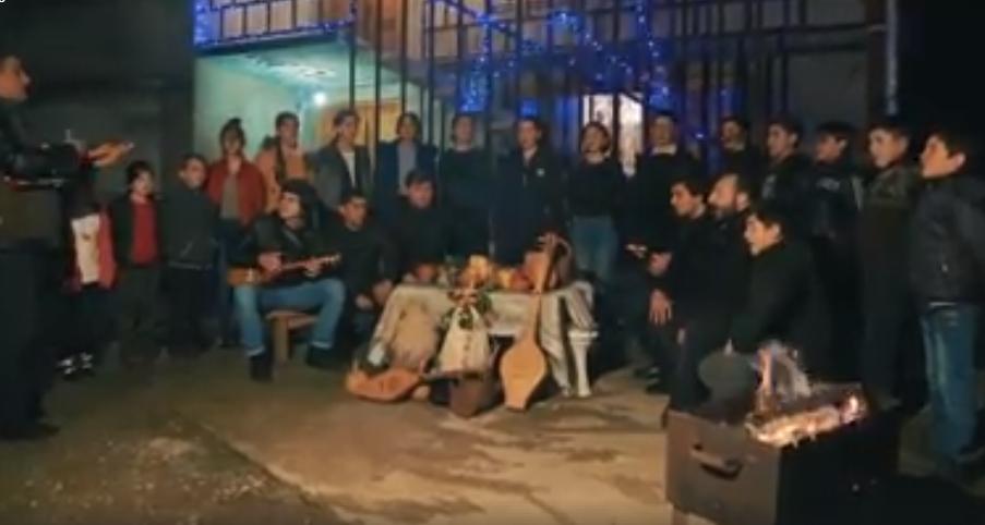 აფხაზეთში აჟღერებული ქართული სიმღერები (ვიდეო)
