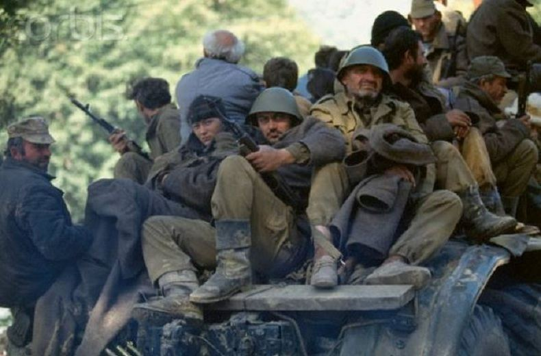 აფხაზეთის ომიდან 27 წელი გავიდა