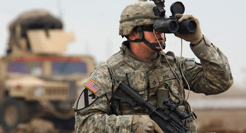 ამერიკელმა ჯარისკაცებმა რუსი სამხედროები დახოცეს