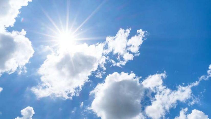 საქართველოში ხვალ ჰაერის ტემპერატურა მოიმატებს