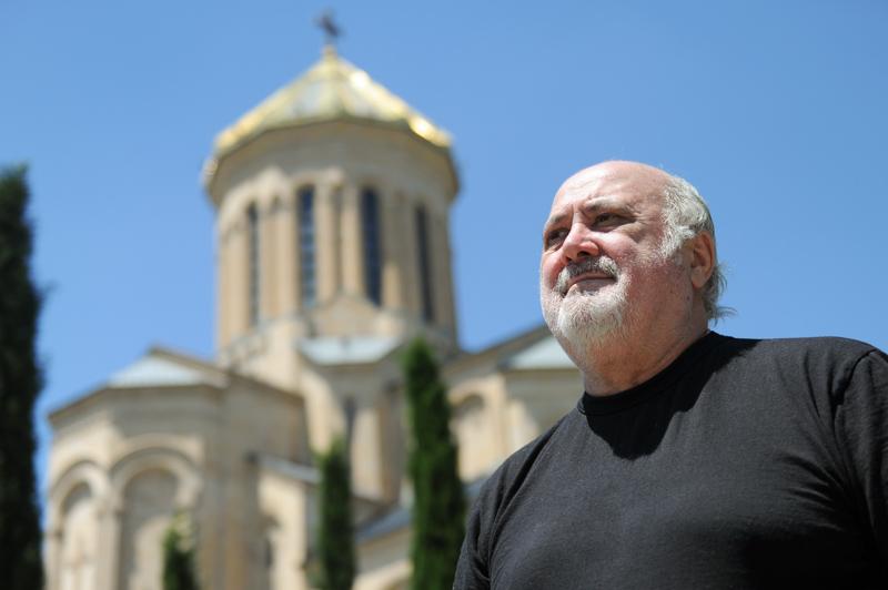 სამების საკათედრო ტაძრის არქიტექტორი გარდაიცვალა