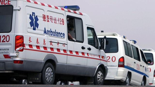 26 მანქანის მონაწილეობით ავარიას ჩინეთში 14 ადამიანი ემსხვერპლა