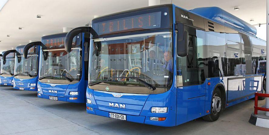 22 თებერვლიდან თბილისის მოსახლეობას დამატებით 180 ახალი მიკროავტობუსი მოემსახურება
