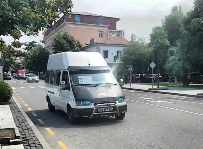 თებერვლიდან ბათუმში მიკროავტობუსით მგზავრობა გაძვირდება