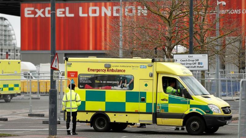 4 419 ლეტალური შემთხვევა - დიდი ბრიტანეთი სიკვდილიანობის მაჩვენებლით ევროპაში მეორე ადგილზე გავიდა