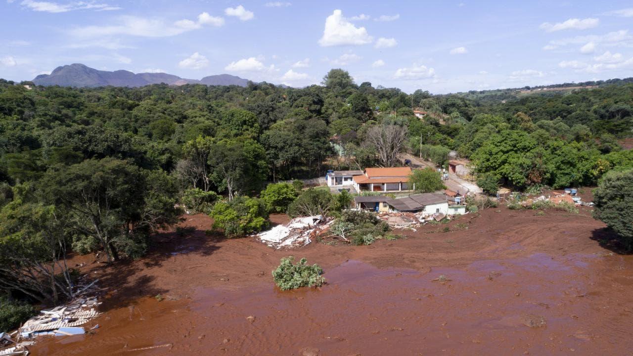 ბრაზილიაში კაშხლის გარღვევის შედეგად 50 ადამიანი დაიღუპა