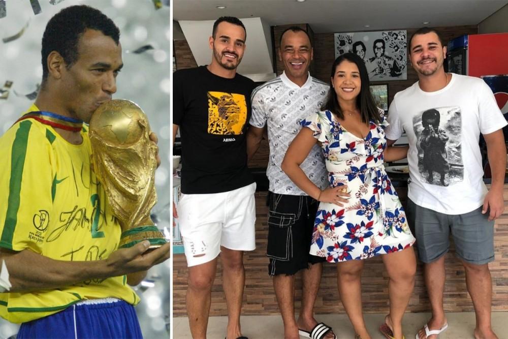 ბრაზილიელ ფეხბურთელ კაფუს შვილი გარდაეცვალა