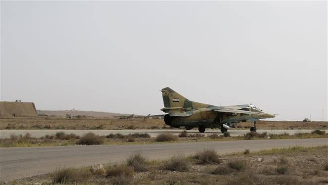 სირიის ხელისუფლებამ საბრძოლო ავიაციის ნაწილი ხმეიმიმის რუსულ ბაზაზე გადაისროლა