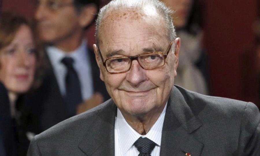 საფრანგეთის ყოფილი პრეზიდნტი, ჟაკ შირაკი გარდაიცვალა