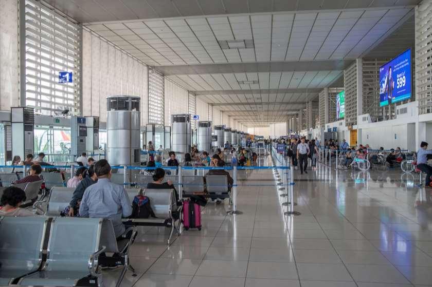 ფილიპინების აეროპორტში საქართველოს სამი მოქალაქე დააკავეს