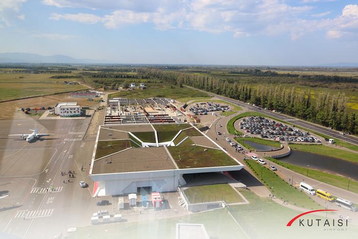 ახალი ტერმინალის დასრულების შემდეგ ქუთაისს 4 სართულიანი საერთაშორისო აეროპორტი ექნება