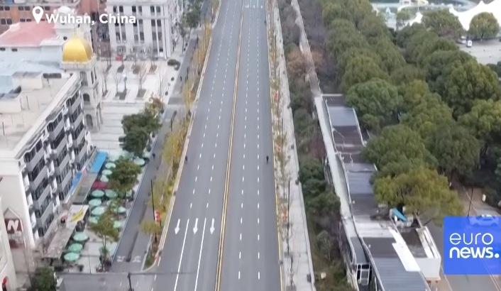 """""""უხანი მოჩვენებათა ქალაქი"""" - დაცარიელებული ქალაქის ვიდეო ვრცელდება"""