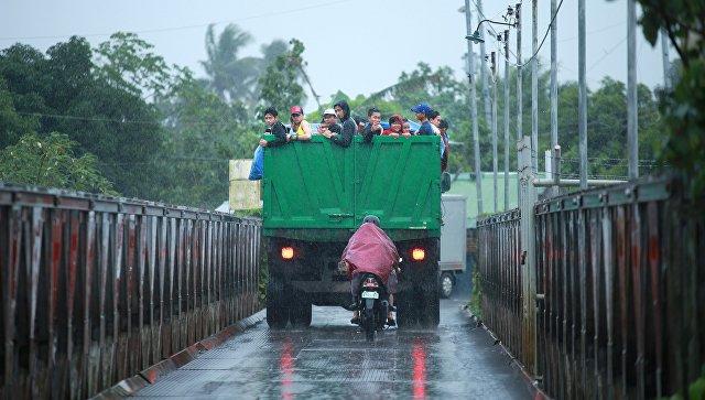 ფილიპინებში წყალდიდობის შედეგად 13 ადამიანი დაიღუპა