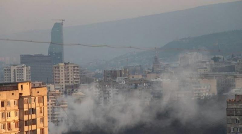 საქართველოში ჰაერის დაბინძურების მაჩვენებელი მნიშვნელოვნად შემცირდა
