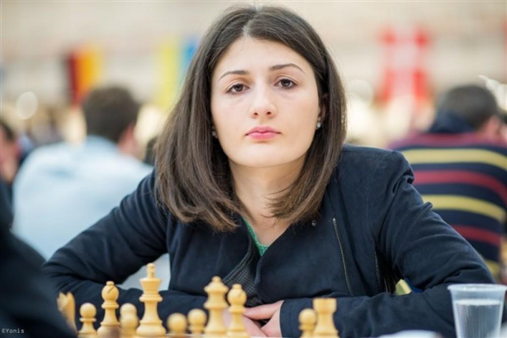 ქართველი მოჭადრაკე ნინო ბაციაშვილი ონლაინ ჭადრაკში ევროპის ჩემპიონი გახდა