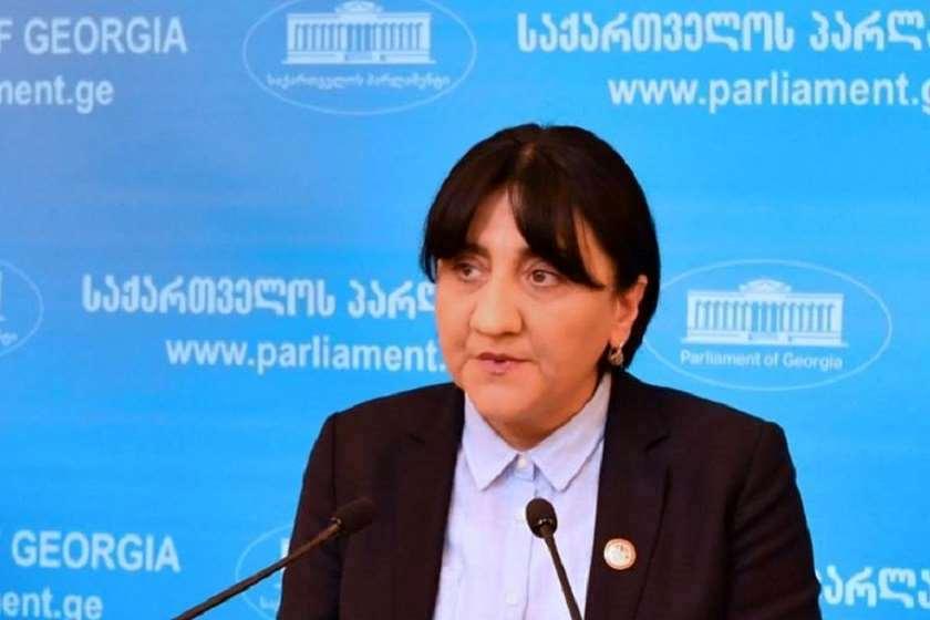 თბილისში მიმდინარე საერთაშორისო კონფერენციაზე ირმა ინაშვილსა და დევიდ კრამერს შორის შელაპარაკება მოხდა