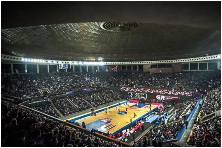 თბილისური მატჩი სამეულში შევიდა - FIBA