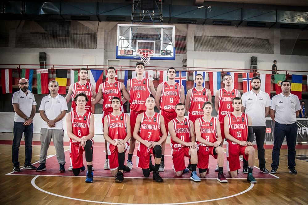 საქართველოს 18 წლამდელთა ნაკრებმა ალბანეთი 93:47 დაამარცხა