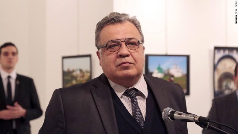 თურქეთში, რუსეთის ელჩის მკვლელობაში  ეჭვმიტანილი კიდევ ერთი პირი დააკავეს