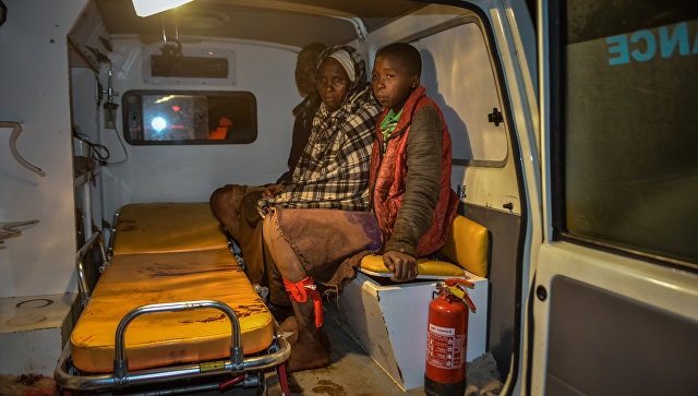 კენიაში ავარიის შედეგად 42 ადამიანი დაიღუპა