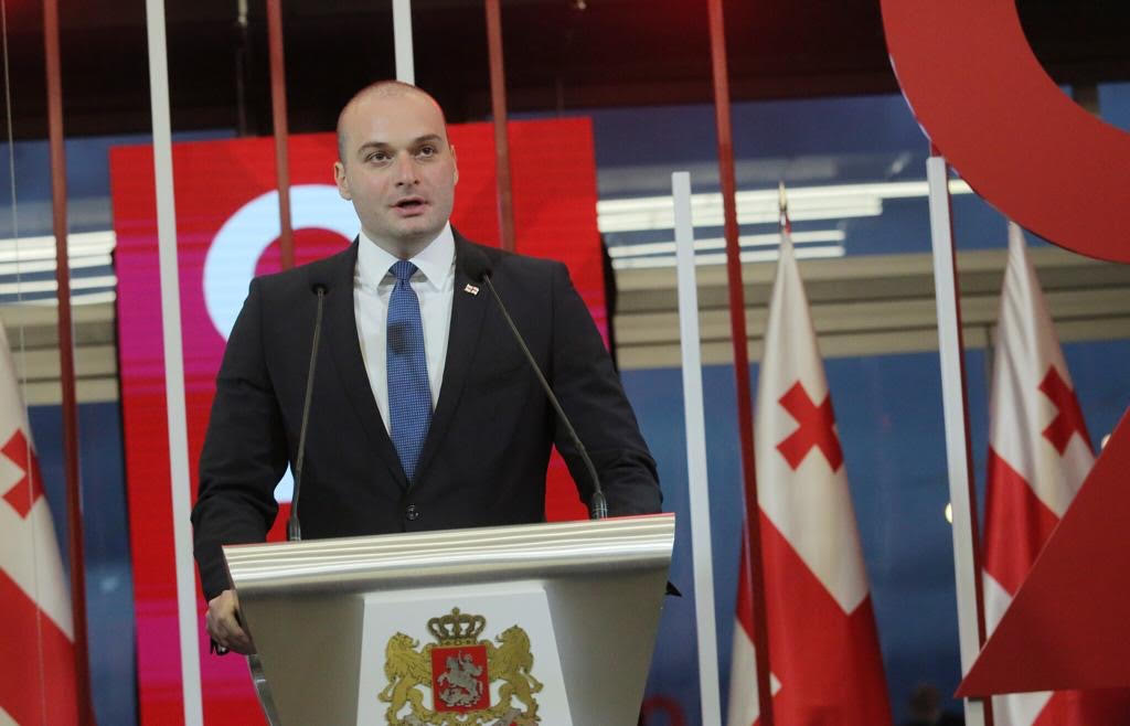 პრემიერი: დარწმუნებული ვარ, საქართველო აუცილებლად შედგება, როგორც ერთიანი და ძლიერი ევროპული სახელმწიფო