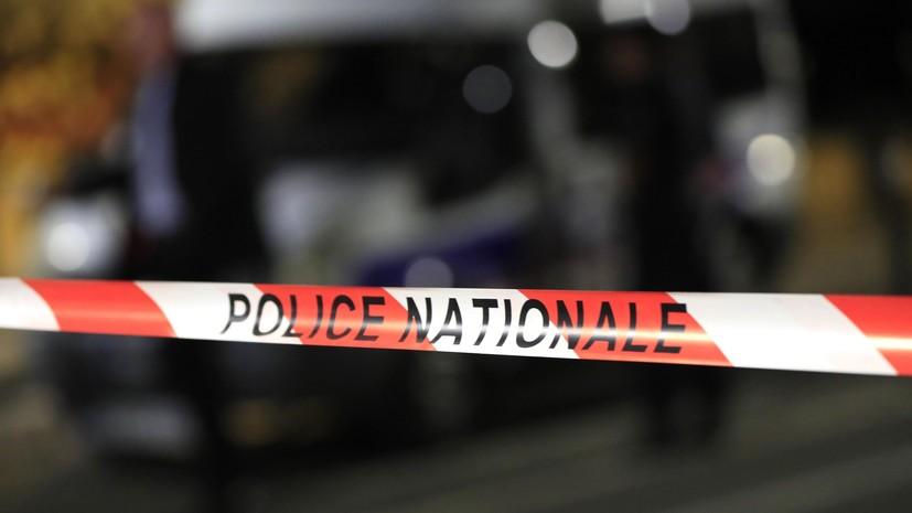 პარიზში დანით შეიარაღებული კაცი გამვლელებს თავს დაესხა - თავდამსხმელი დაკავებულია