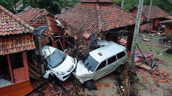 ინდონეზიაში ცუნამის შედეგად დაღუპულთა რაოდენობა 373-მდე გაიზარდა