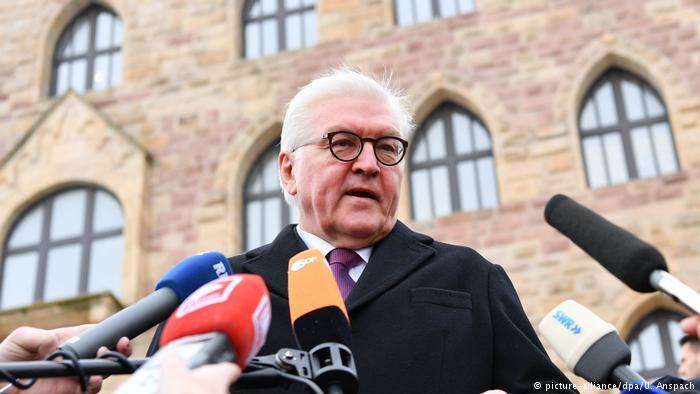 გერმანიის პრეზიდენტს რუსეთის მტრად გამოცხადება არ სურს