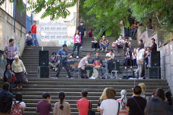 """10 ნოემბერს თბილისში """"ქუჩის მუსიკის დღე"""" გაიმართება"""