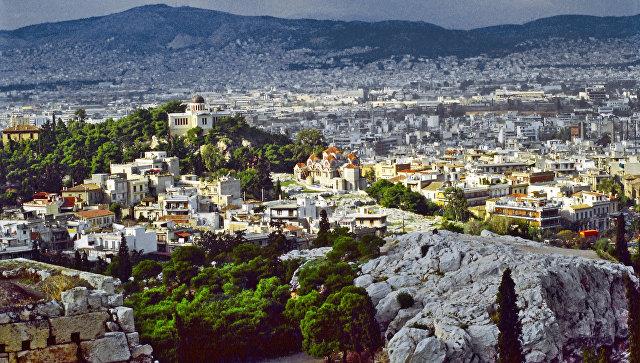 საბერძნეთში შეიარაღებული მამაკაცი სერბეთის საელჩოში შეიჭრა