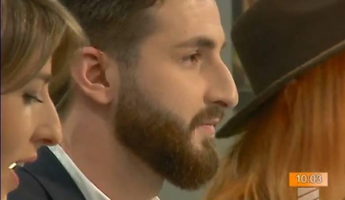 """გიორგი სანაიას შვილი """"რუსთავი 2""""-ის დილის ეთერის წამყვანი გახდა"""