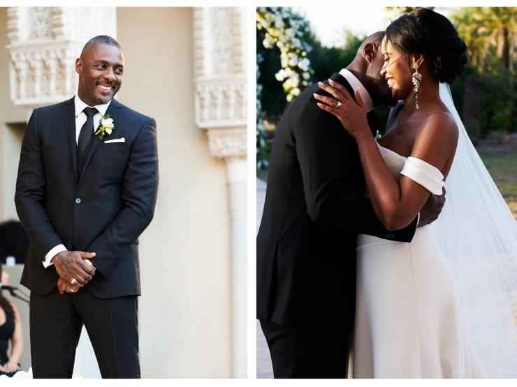 პლანეტის ყველაზე სექსუალური მამაკაცი დაქორწინდა - ვინ არის იდრის ელბას რჩეული (ფოტოები)