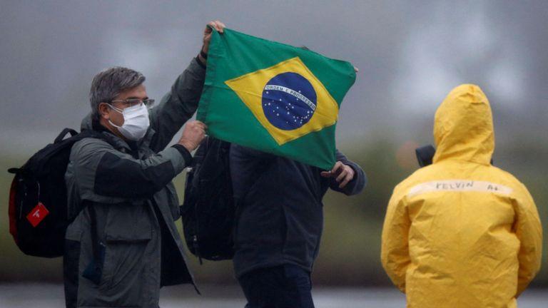 ბრაზილიაში ერთ დღეში კორონავირუსით 531 ადამიანი დაიღუპა, 8 797 კი დაინფიცირდა