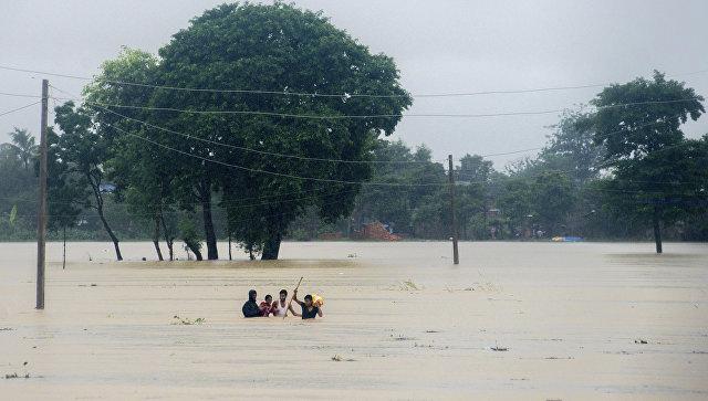 ტაივანში წყალდიდობის შედეგად 7 ადამიანი დაიღუპა და 116 დაშავდა