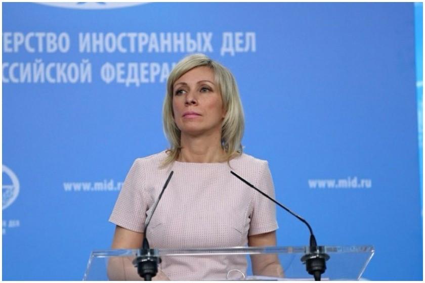 მარია ზახაროვა რუსეთის დელეგაცის ვიზიტზე საქართველოში - ვინ ჩამოვა შენთან, ამის გამო არ უნდა მიდიოდეს ხელისუფლება, იცვლებოდნენ მინისტრები