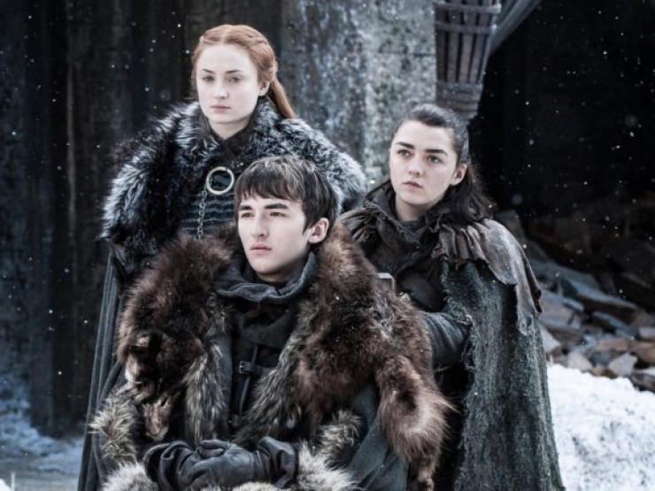 ინტერნეტში, Game of Thrones-ის ფინალური სეზონის გადაღებებიდან პირველი კადრები გავრცელდა (ვიდეო)