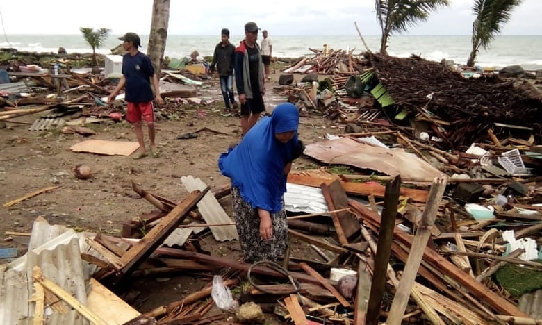 ინდონეზიაში ცუნამის შედეგად 43 ადამიანი დაიღუპა